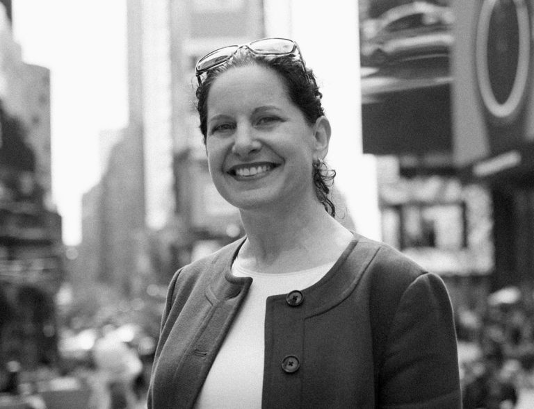 Nina Kaufman, Legal Marketing Studio appearance, New York City, 2016