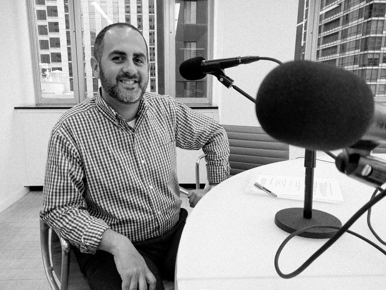 Matt Steinberg, Akerman employment attorney, appearing on the Legal Marketing Studio podcast, June 2017.